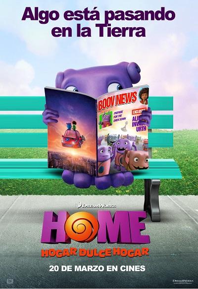 Home: Hogar, dulce hogar