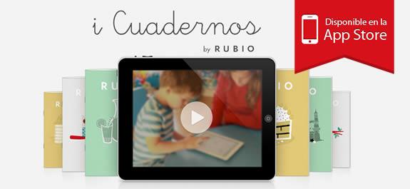 Aprende matemáticas en tu iPad con iCuadernos
