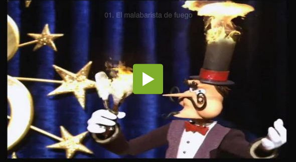 ¡'Barbazan' llega a Dibujos.tv!