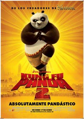 ¡Consigue un cargador exclusivo de 'Kung Fu Panda 2' de DreamWorks!