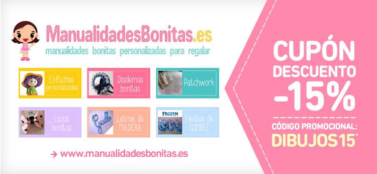 Descubrimos el site Manualidadesbonitas.es, un site lleno de manualidades bonitas perfectas para regalar
