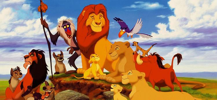 Disney anuncia el remake en acción real de 'El Rey león'
