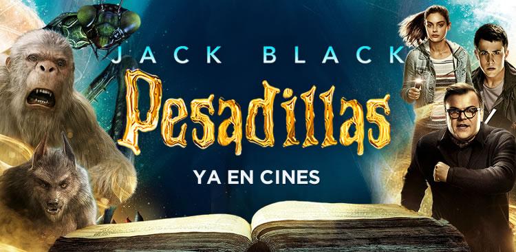 El 29 de enero se estrena 'Pesadillas', una aventura para toda la familia