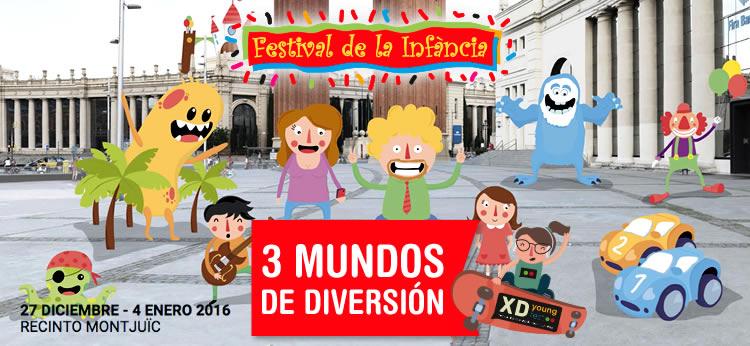 El Festival De La Infancia De Barcelona Vuelve Con Nuevas