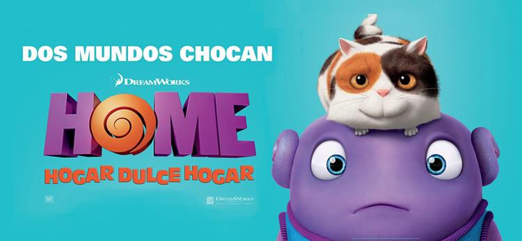 'Home: Hogar, dulce hogar', nuevos carteles y videoclip de Jennifer Lopez