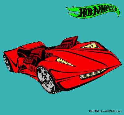 ¡Hot Wheels llega a Dibujos.net!