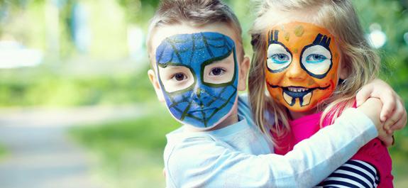 Ideas de disfraces infantiles para celebrar el Carnaval