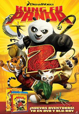 Kung Fu Panda 2 te trae un montón de regalos... ¡participa!