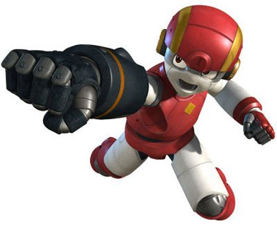 ¡La serie completa de 'Iron Kid' ya está disponible!