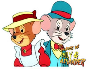 ¡'Las aventuras de Emily y Alexander' llegan a Dibujos.tv!