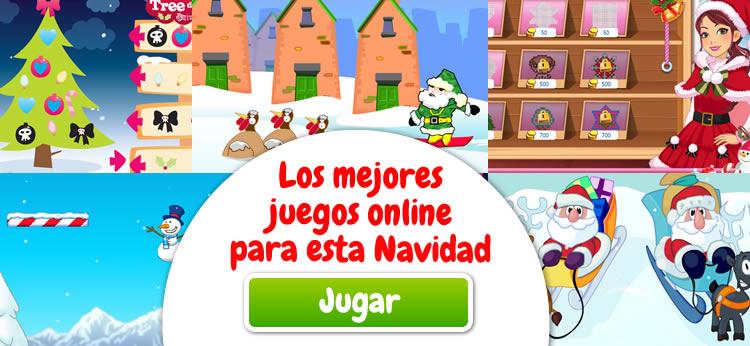 Los Mejores Juegos Online Para Esta Navidad Dibujos Net