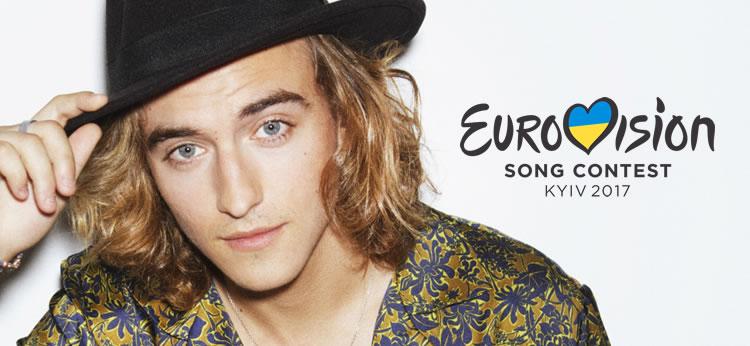 Manel Navarro el cantante que representará a España en Eurovisión 2017