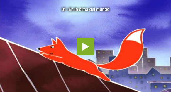 ¡'Pablo, el pequeño zorro rojo' llega a Dibujos.tv!
