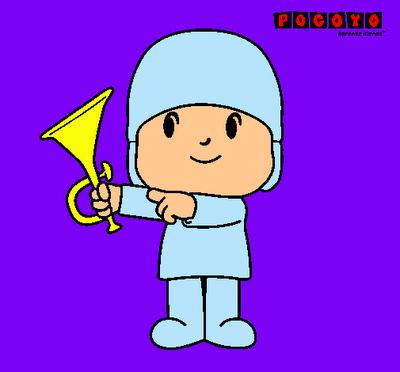 ¡Pocoyó llega a Dibujos.net!