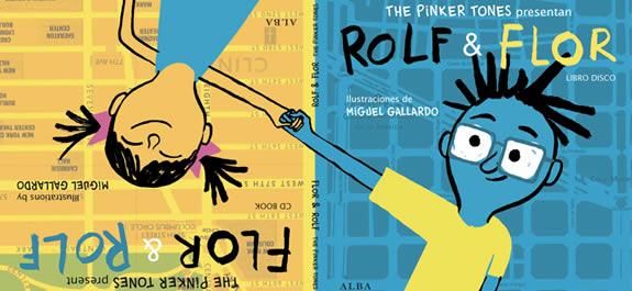 'Rolf & Flor', un Libro-CD perfecto para disfrutar de la música y la lectura