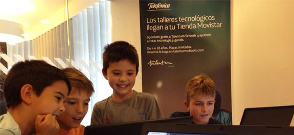 Talentum Schools, fomentando la creatividad e innovación entre los niños