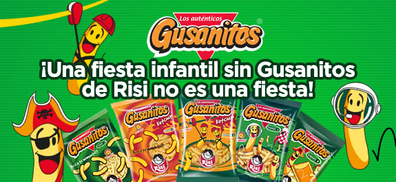 ¡Gusanitos llega a Dibujos.net con dibujos para colorear online y un concurso!