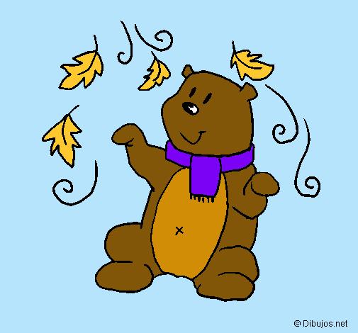 ¡Ya empieza el otoño, Pequeños artistas!