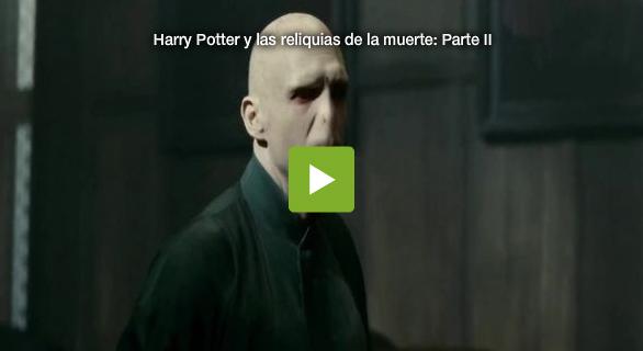 ¡Ya está aquí el trailer de la última parte de 'Harry Potter'!