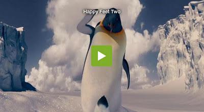 ¡Ya hemos visto el trailer de 'Happy feet 2'!