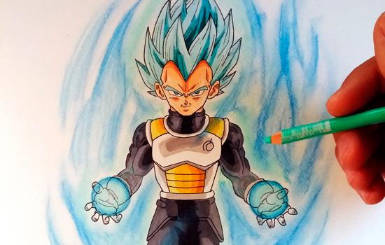 10 tutoriales para dibujar Dragon Ball  Dibujosnet