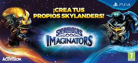Descubrimos el videojuego Skylanders Imaginators con nuevos personajes y un Concurso genial