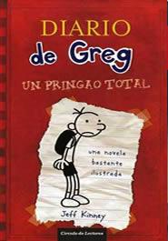 Diario de Greg: un pringao total