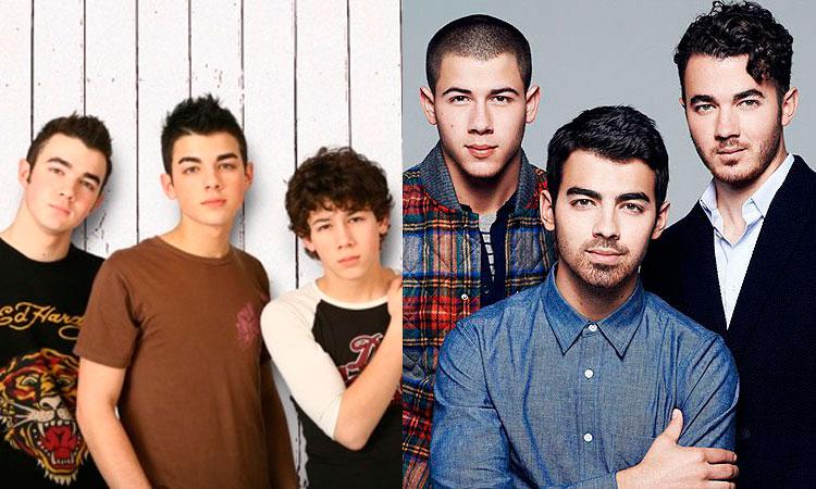 C mo eran tus actrices favoritas de disney channel de - Jonas brothers blogspot ...