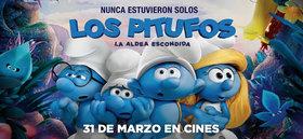 Llega el esperadísimo estreno de 'Los Pitufos: La aldea Escondida'