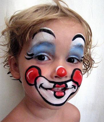 disfraces maquillaje cara