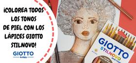 Todos los tonos de la piel con los lápices Giotto Stilnovo Skin Tones