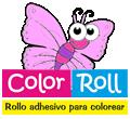 Dibujos de Color Roll para colorear
