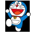 Dibujos de Doraemon y Boing para colorear