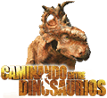 Dibujos de Caminando entre dinosaurios para colorear