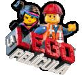 Dibujos de Lego la pelicula para colorear