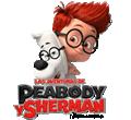 Dibujos de Peabody y Sherman para colorear