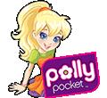 Dibujos de Polly Pocket para colorear