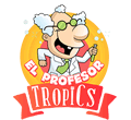 Dibujos de El Profesor Tropics para colorear