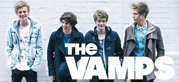 ¿Cuál es tu chico favorito de The Vamps?