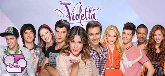 Cul es tu personaje favorito de Violetta 2