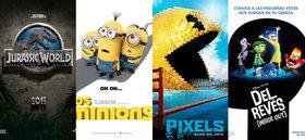 ¿Cuál crees que es la película del verano 2015?