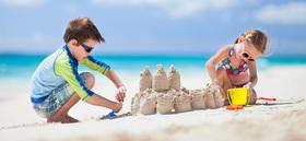 En la playa, ¿a qué prefieres jugar?