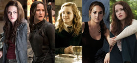 ¿Qué actriz de sagas juveniles te gusta más?