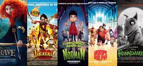 ¿Que película crees que ganará el Oscar 2013 a la mejor película de animación?