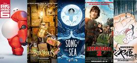 ¿Qué película crees que ganará el Oscar 2015 al mejor film de animación?