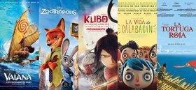 ¿Qué película de animación crees que ganará los Oscars 2016?