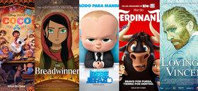 ¿Qué película de animación crees que ganará los Oscars 2018?