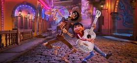 ¿Qué personaje de la película Coco te gusta más?
