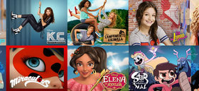 ¿Qué serie de Disney Channel 2017 te gusta más?