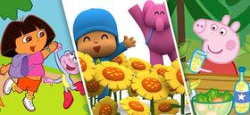 ¿Qué serie infantil es tu favorita?